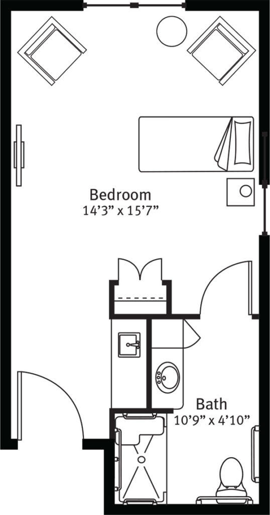 Elderberry Floorplan