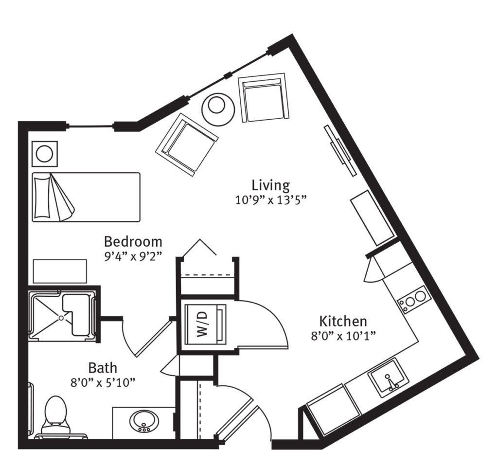 Bluebird Floorplan