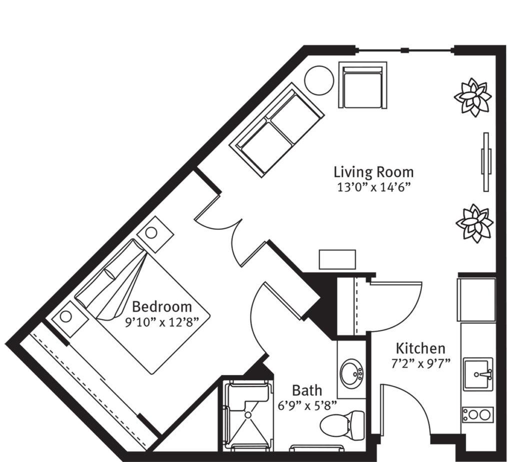 Cardinal Floorplan