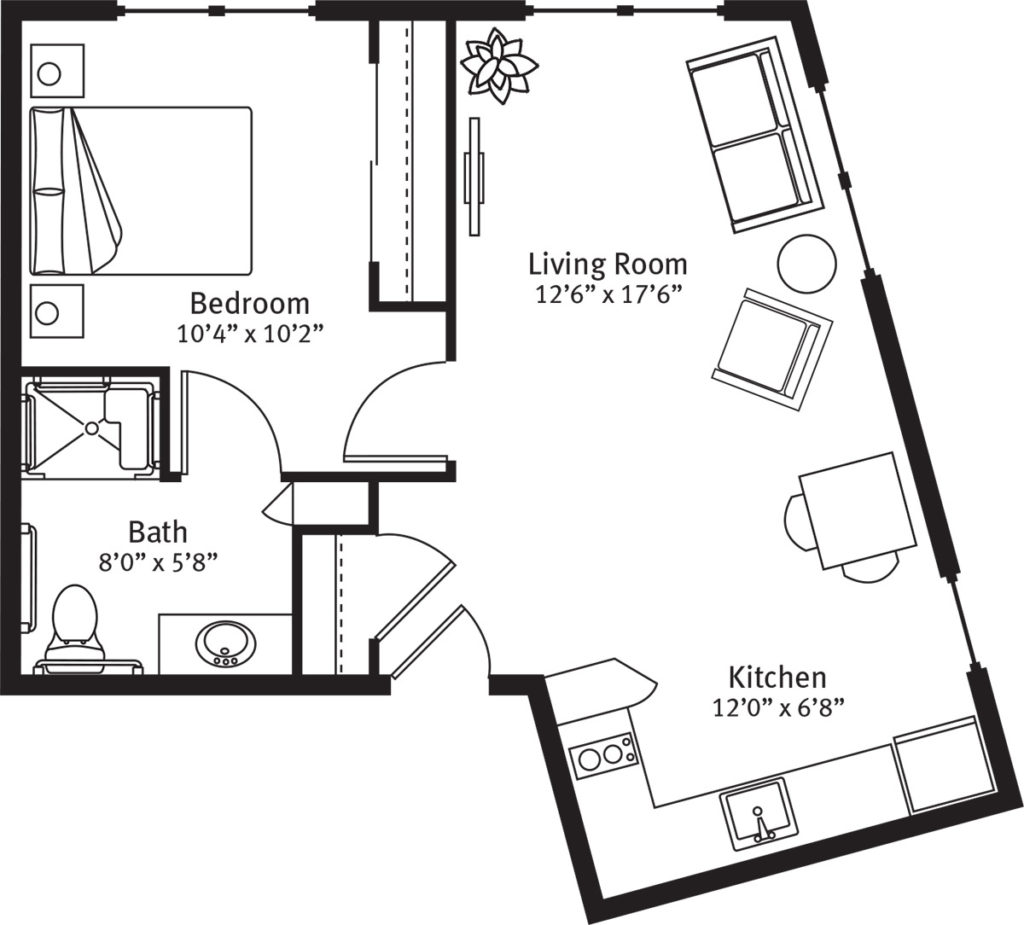 Finch Floorplan