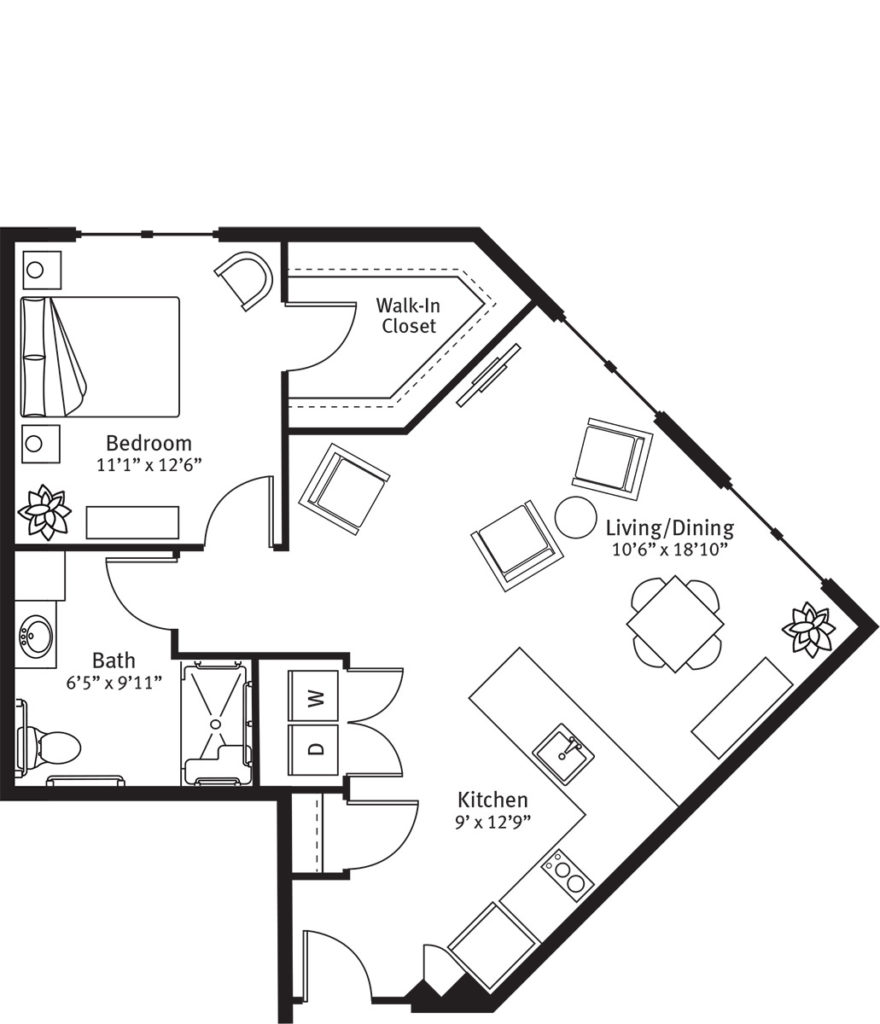 Mockingbird Floorplan