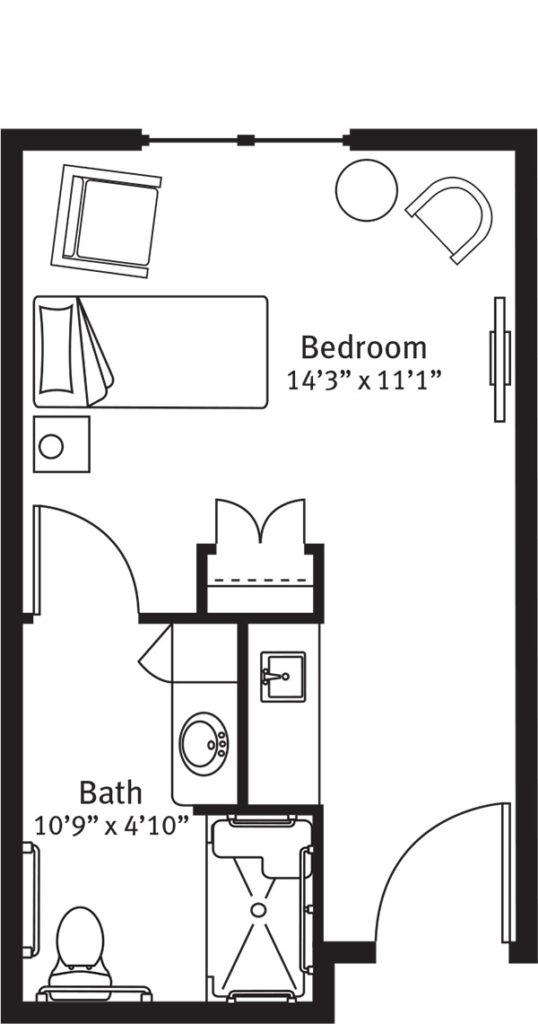 Fern Floorplan